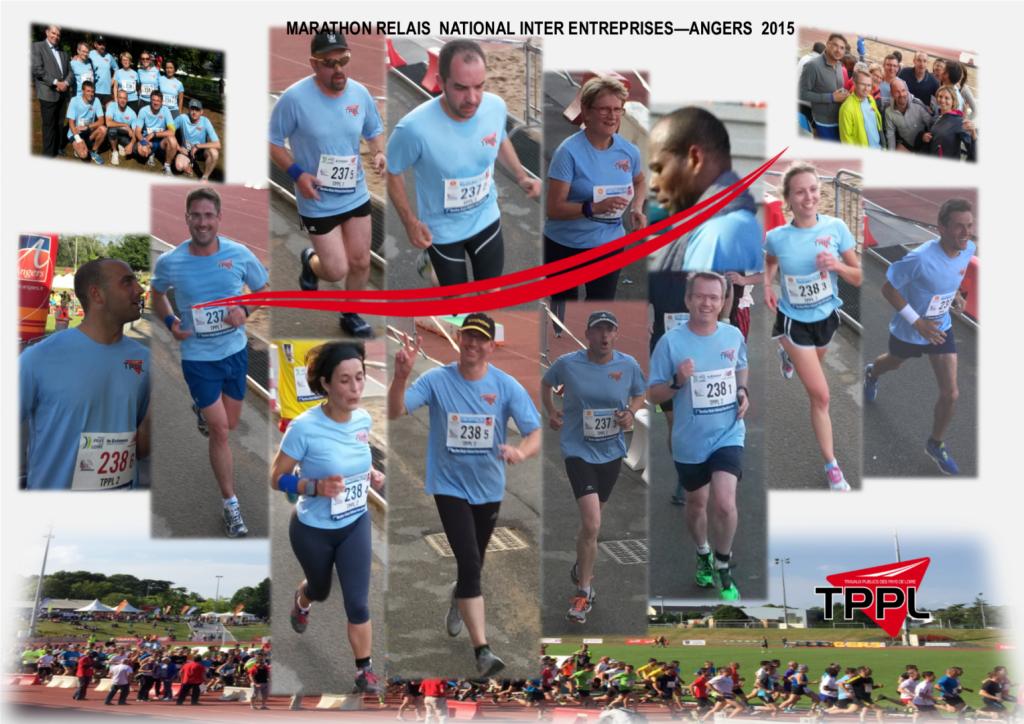 Marathon interentreprises 2015