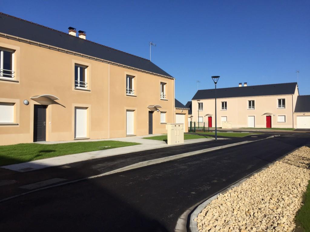 Lot Bouygues Immobilier Le Petit Caporal SAUMUR